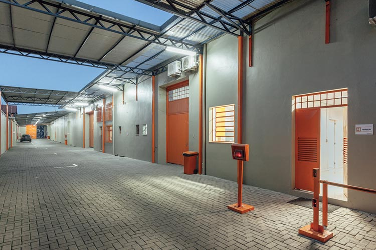Self Storage Floresta - Porto Alegre - RS